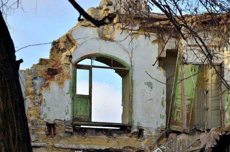 Полная жесть: в Одессе бомж без штанов обокрал Масонский дом (ФОТО), фото-5