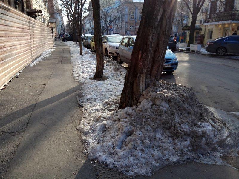 Где в Одессе по льду ни проехать, ни пройти? (ФОТО), фото-5