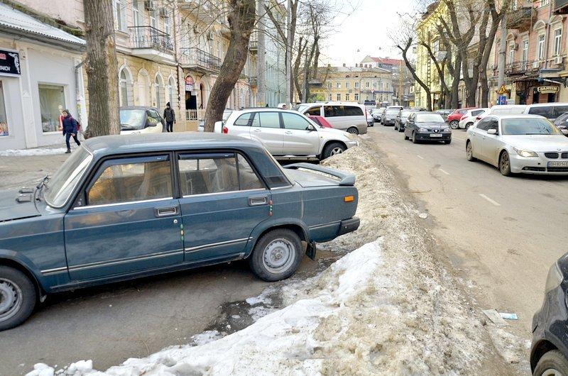 Где в Одессе по льду ни проехать, ни пройти? (ФОТО), фото-42