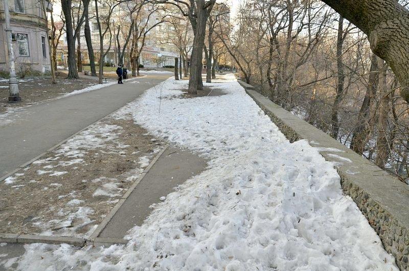 Где в Одессе по льду ни проехать, ни пройти? (ФОТО), фото-9