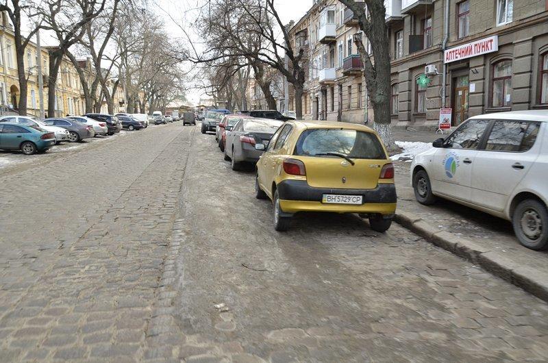 Где в Одессе по льду ни проехать, ни пройти? (ФОТО), фото-27
