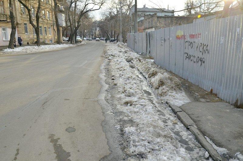 Где в Одессе по льду ни проехать, ни пройти? (ФОТО), фото-25