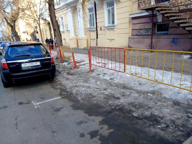 Где в Одессе по льду ни проехать, ни пройти? (ФОТО), фото-2
