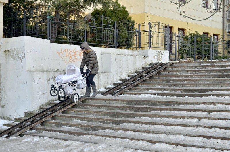 Где в Одессе по льду ни проехать, ни пройти? (ФОТО), фото-6