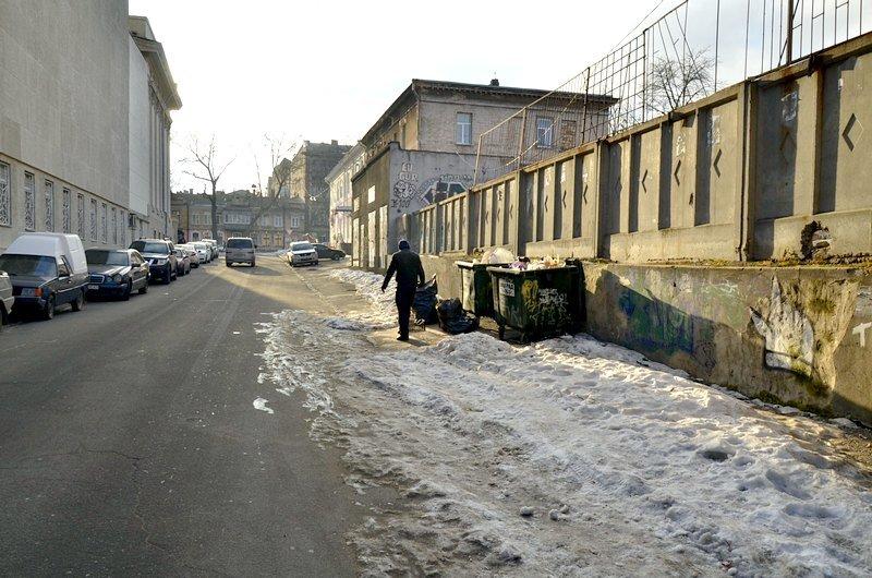 Где в Одессе по льду ни проехать, ни пройти? (ФОТО), фото-17