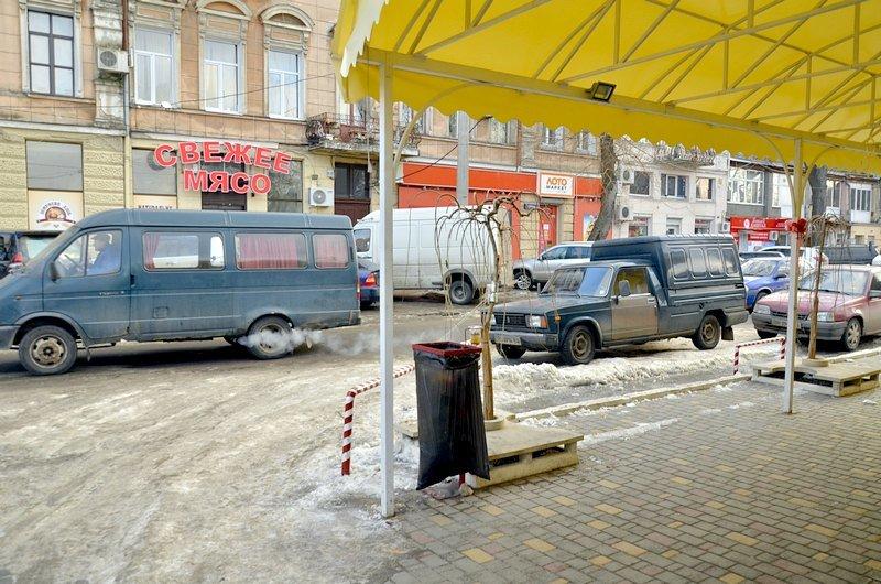 Где в Одессе по льду ни проехать, ни пройти? (ФОТО), фото-30