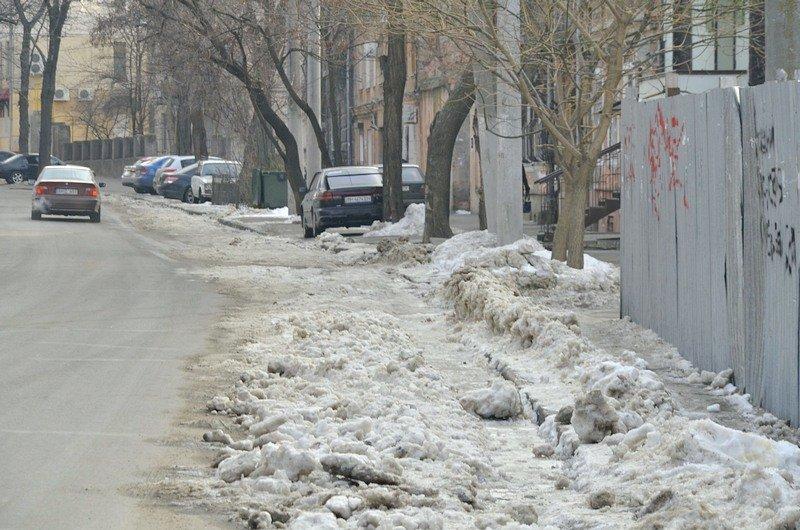 Где в Одессе по льду ни проехать, ни пройти? (ФОТО), фото-26