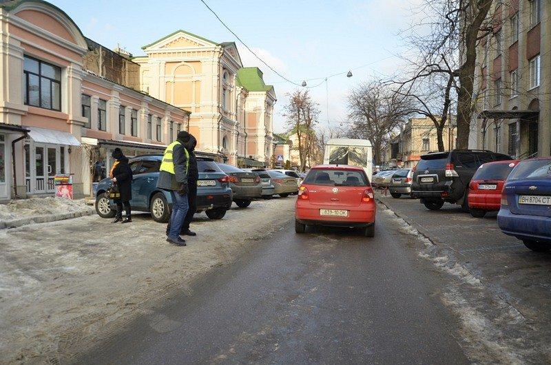 Где в Одессе по льду ни проехать, ни пройти? (ФОТО), фото-33