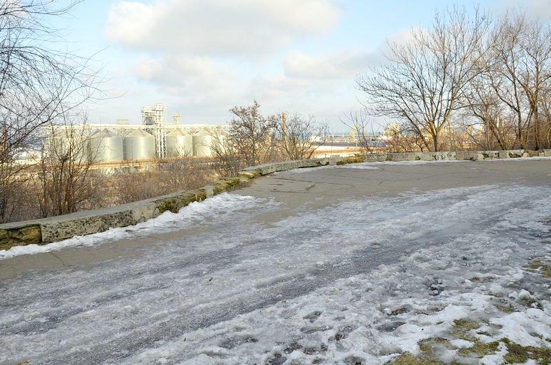 Где в Одессе по льду ни проехать, ни пройти? (ФОТО), фото-15