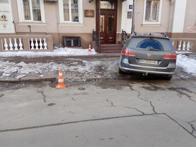 Где в Одессе по льду ни проехать, ни пройти? (ФОТО), фото-3