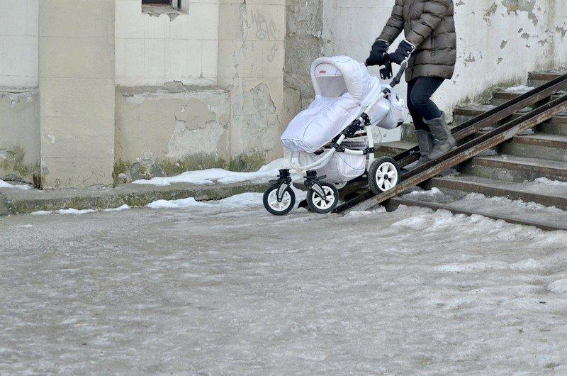 Где в Одессе по льду ни проехать, ни пройти? (ФОТО), фото-7