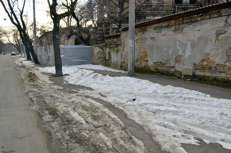 Где в Одессе по льду ни проехать, ни пройти? (ФОТО), фото-18