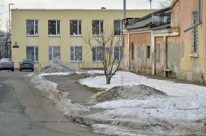 Где в Одессе по льду ни проехать, ни пройти? (ФОТО), фото-23