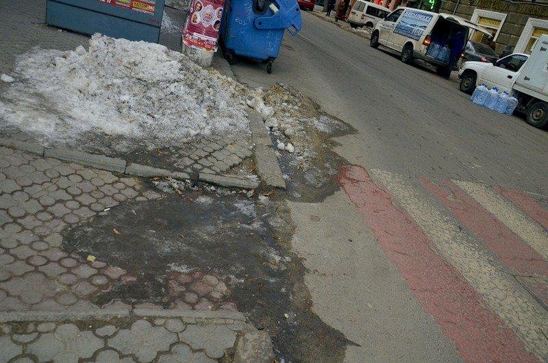 Где в Одессе по льду ни проехать, ни пройти? (ФОТО), фото-36