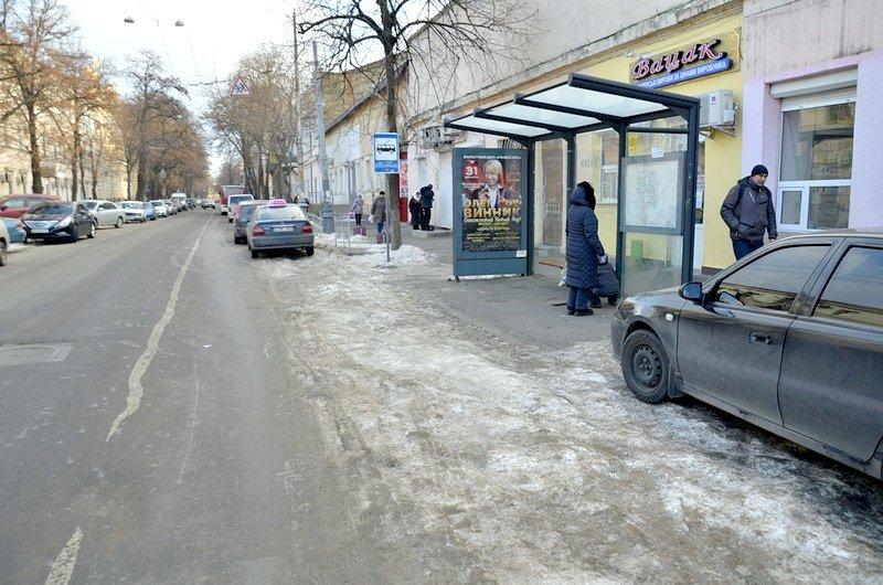 Где в Одессе по льду ни проехать, ни пройти? (ФОТО), фото-35