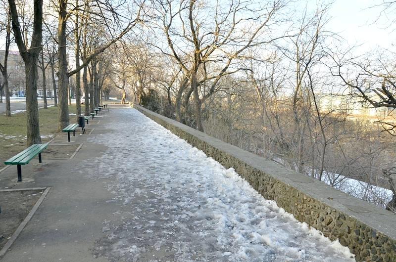 Где в Одессе по льду ни проехать, ни пройти? (ФОТО), фото-10