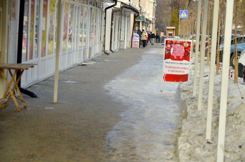 Где в Одессе по льду ни проехать, ни пройти? (ФОТО), фото-31