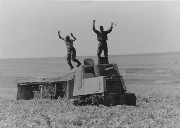 Все для победы, или как в Харькове выпускали трактора-танки, фото-7