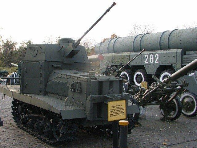 Все для победы, или как в Харькове выпускали трактора-танки, фото-9