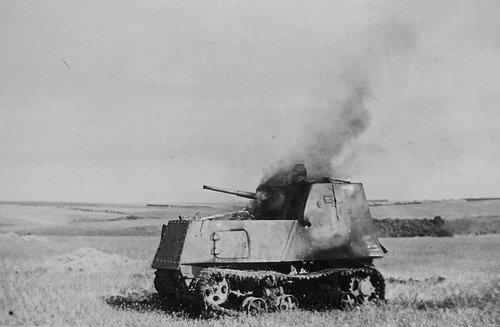 Все для победы, или как в Харькове выпускали трактора-танки, фото-5