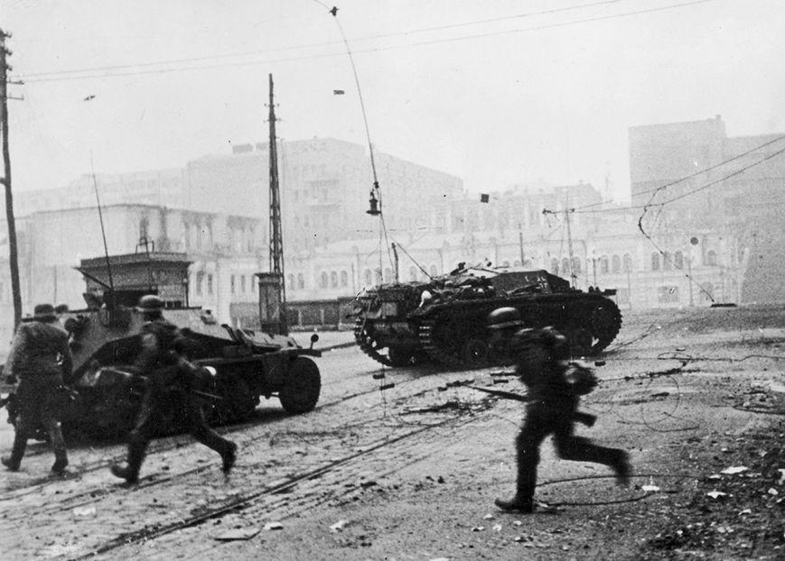 Все для победы, или как в Харькове выпускали трактора-танки, фото-6