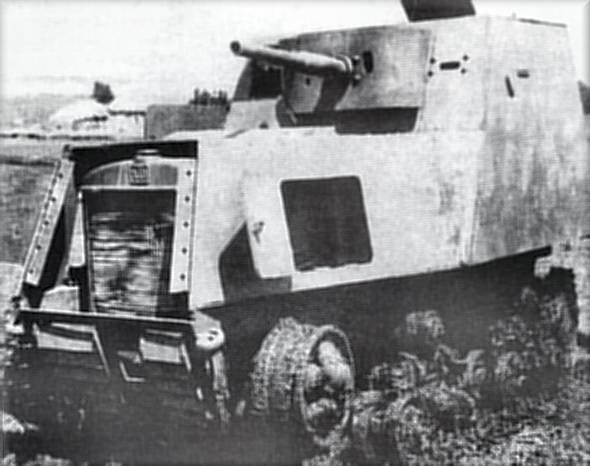 Все для победы, или как в Харькове выпускали трактора-танки, фото-1