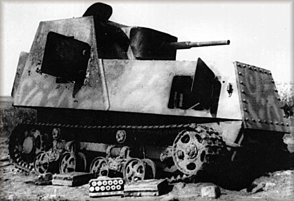 Все для победы, или как в Харькове выпускали трактора-танки, фото-2