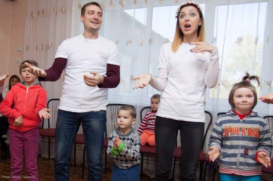 Благодаря меценату Александру Богуслаеву к детям из Ореховского реабилитационного центра пришла в гости сказка, фото-1
