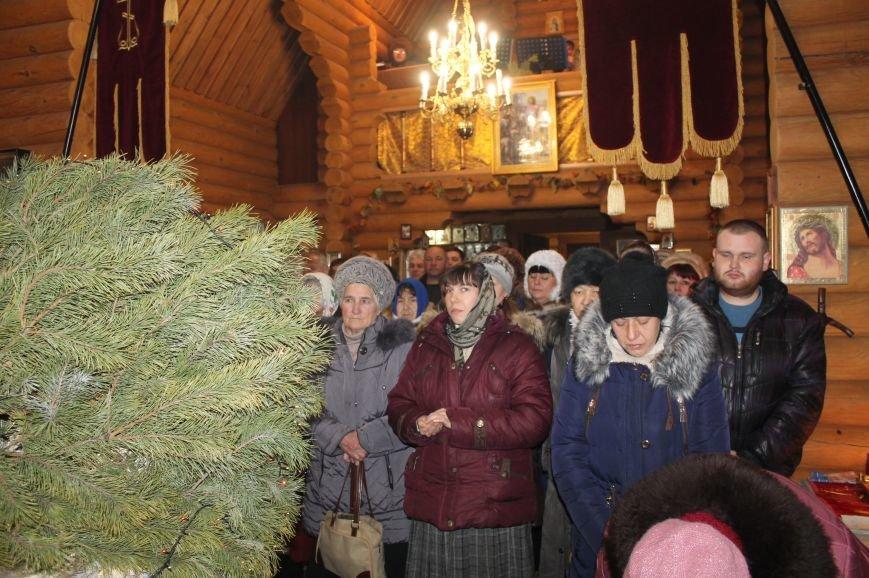 Православные бахмутчане отмечают праздник Крещения Господня, фото-3
