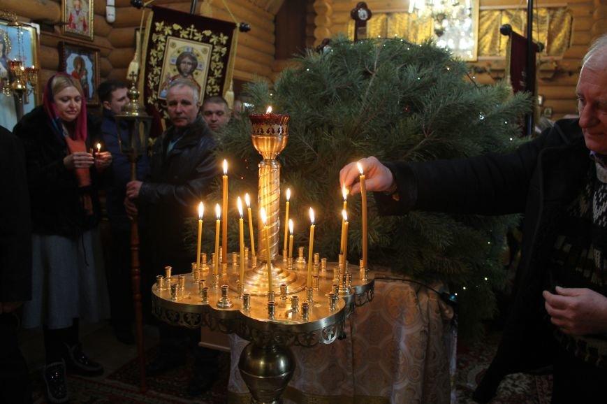 Православные бахмутчане отмечают праздник Крещения Господня, фото-4