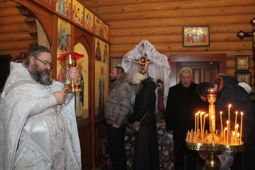 Православные бахмутчане отмечают праздник Крещения Господня, фото-2