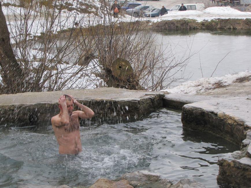 Мелитопольцы отмечают Крещение Господне (фото, видео), фото-1