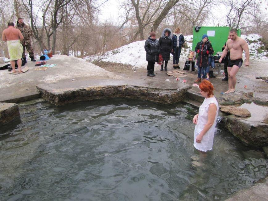 Мелитопольцы отмечают Крещение Господне (фото, видео), фото-3
