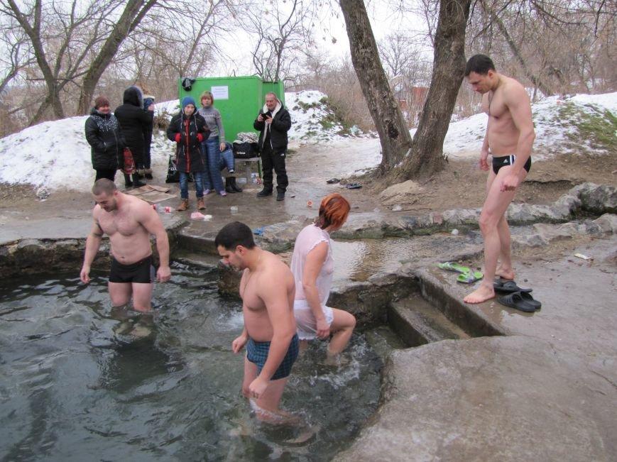 Мелитопольцы отмечают Крещение Господне (фото, видео), фото-2
