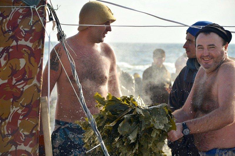 В Одессе крещенские моржи установили Национальный рекорд (ФОТО), фото-12