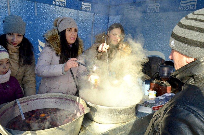 В Одессе крещенские моржи установили Национальный рекорд (ФОТО), фото-10