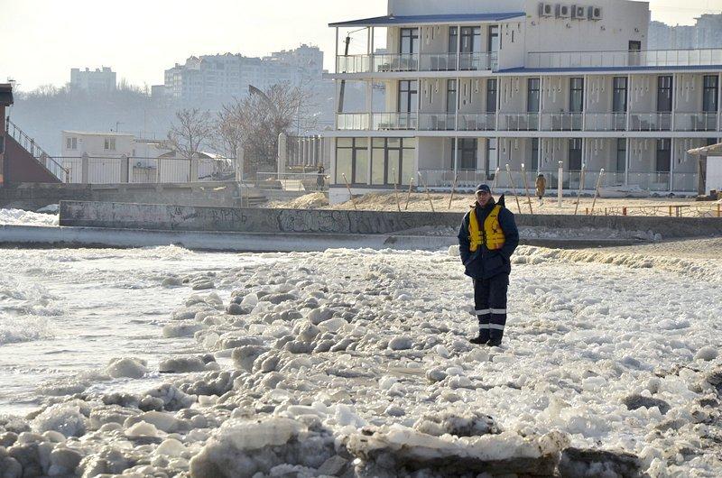 В Одессе крещенские моржи установили Национальный рекорд (ФОТО), фото-9