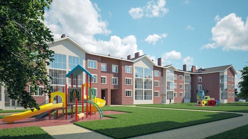 #МирКвартир: жилой комплекс комфорт-класса от BRAER PARK, фото-1