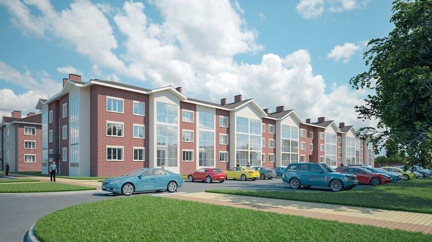 #МирКвартир: жилой комплекс комфорт-класса от BRAER PARK, фото-4