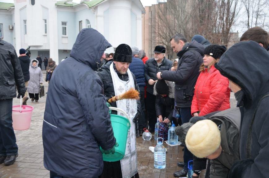 Мариупольцы на Крещение массово посетили храмы (ФОТО+ВИДЕО), фото-3