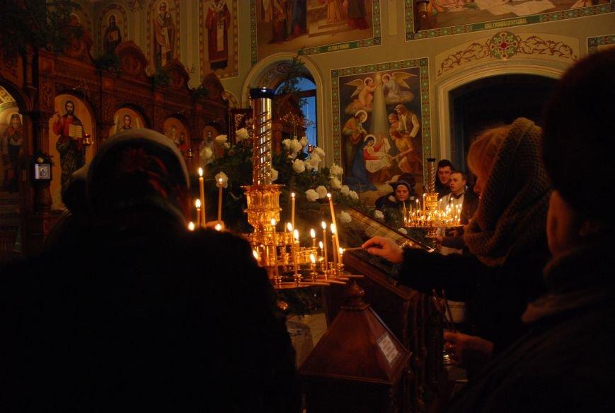 В православных храмах Бердянска прошли богослужения в честь Крещения Господнего (ФОТОРЕПОРТАЖ), фото-5