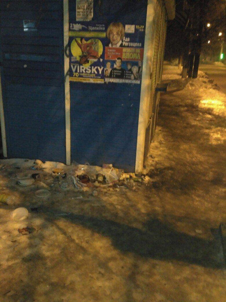 Сумчанка, поскользнувшись на остановке «ул. Калинина», скатилась на проезжую часть (ФОТО), фото-5
