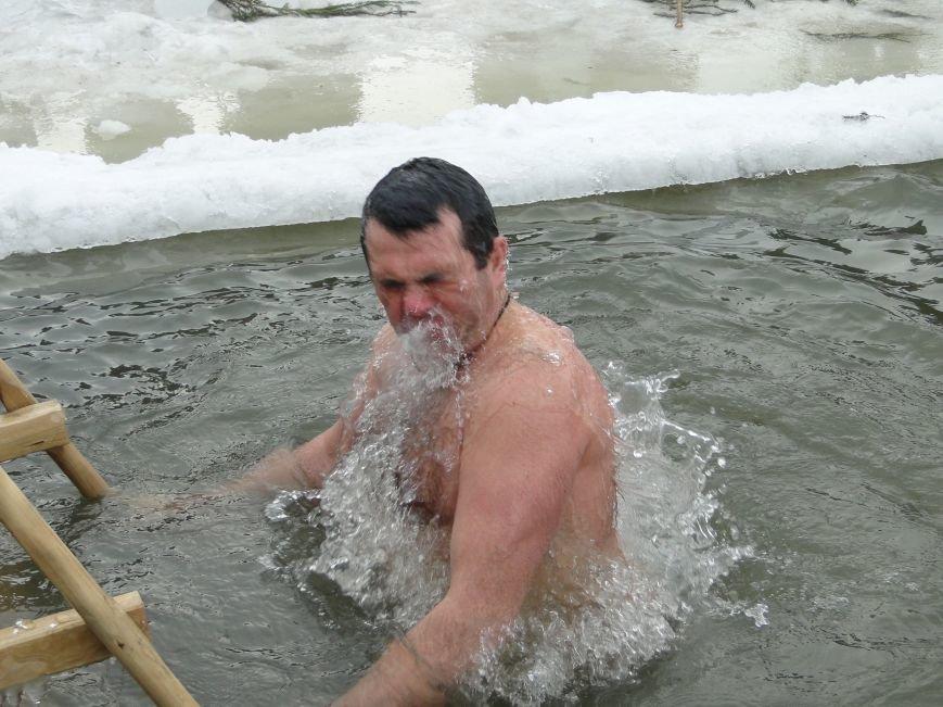 Водохрещенські купання: як святкували хмельничани (ФОТО, ВІДЕО), фото-2