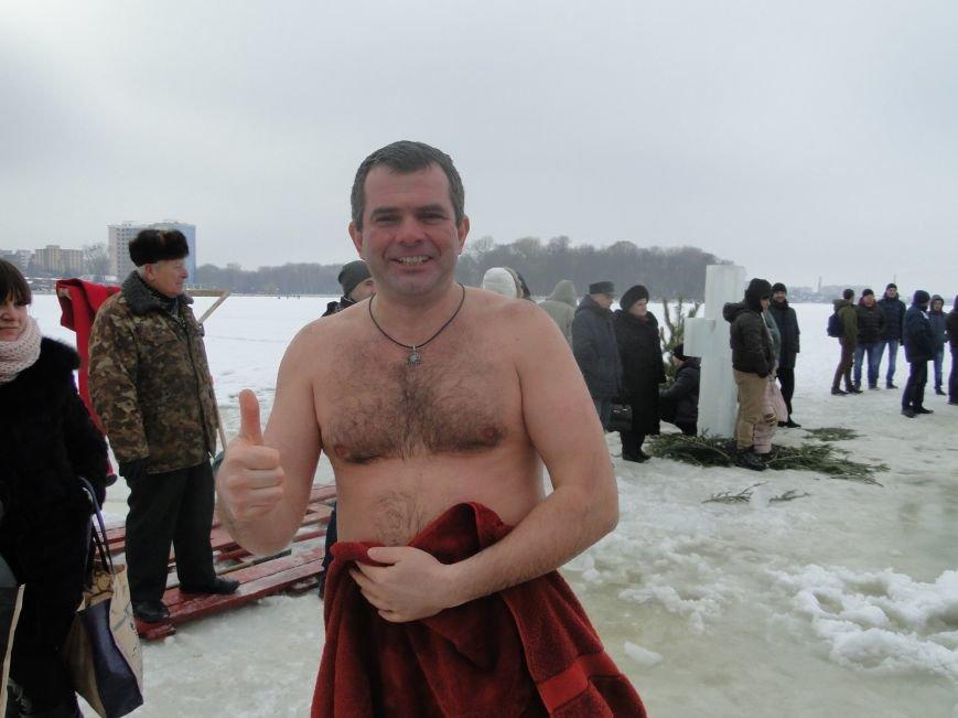 Водохрещенські купання: як святкували хмельничани (ФОТО, ВІДЕО), фото-3