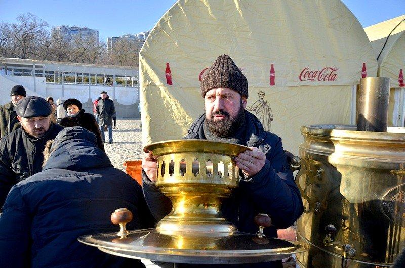 В Одессе православный священник благословил Темного Лорда (ВИДЕО, ФОТО), фото-11