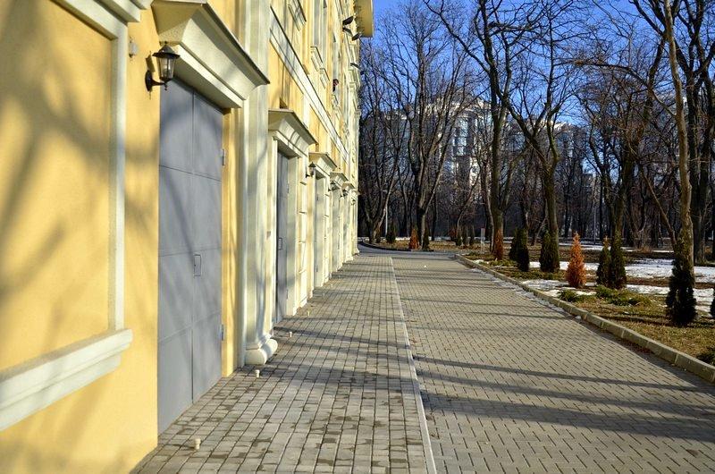 Коммунальщики не расчистили аллеи одесского парка (ФОТО), фото-13
