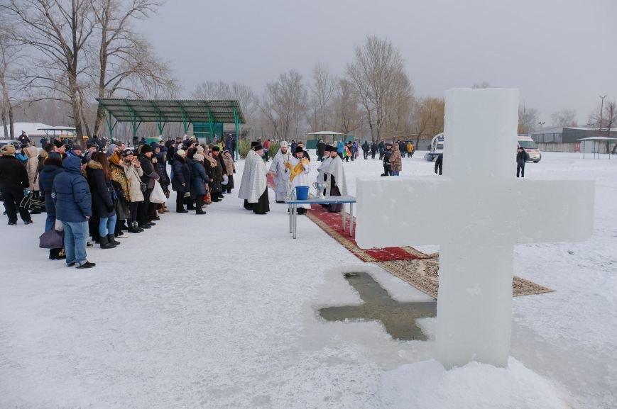 Как днепряне на Крещение в ледяную воду ныряли (ФОТО), фото-2
