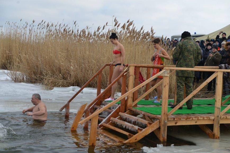 В селе  Боевое под Мариуполем широко отметили Крещение ( Дополнено,ФОТО), фото-8