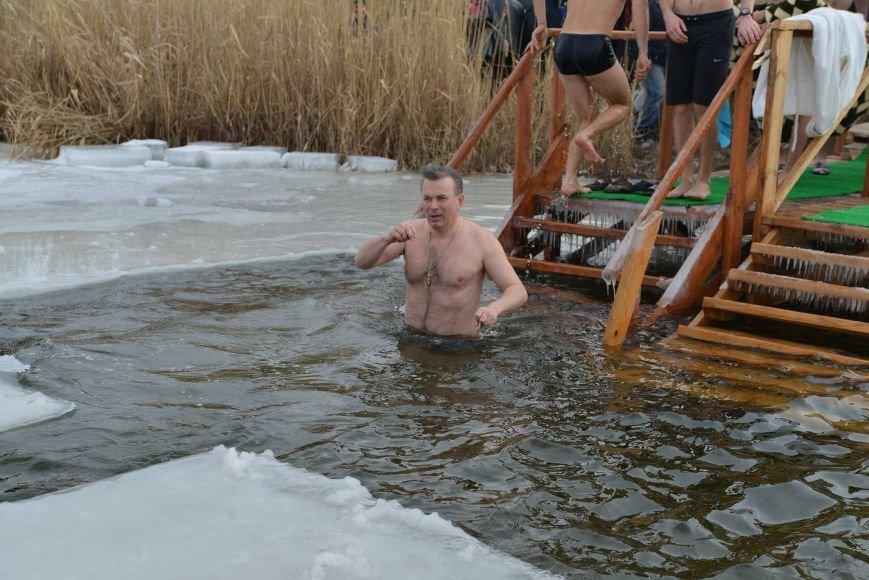 В селе  Боевое под Мариуполем широко отметили Крещение ( Дополнено,ФОТО), фото-9