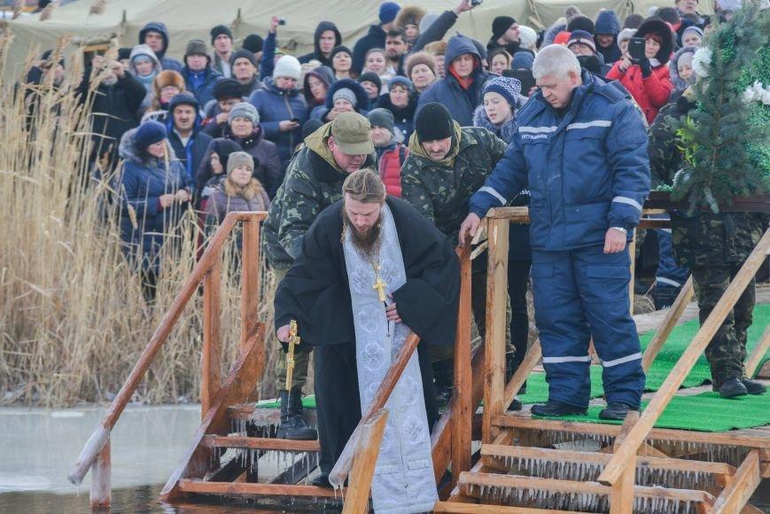 В селе  Боевое под Мариуполем широко отметили Крещение ( Дополнено,ФОТО), фото-6